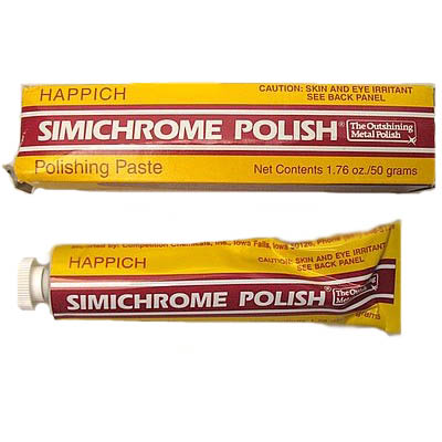 Crushed tube special - Simichrome Polish Item # SC1DAMAGED