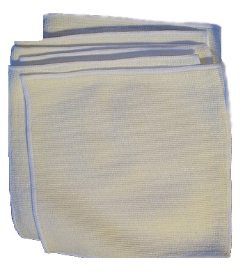 "6 Small Microfiber Cloths 7"" X 7"" Item MICRO7X7-6"
